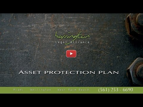 Business & International: Asset Protection Plan | Harrington Legal Alliance | WPB, FL