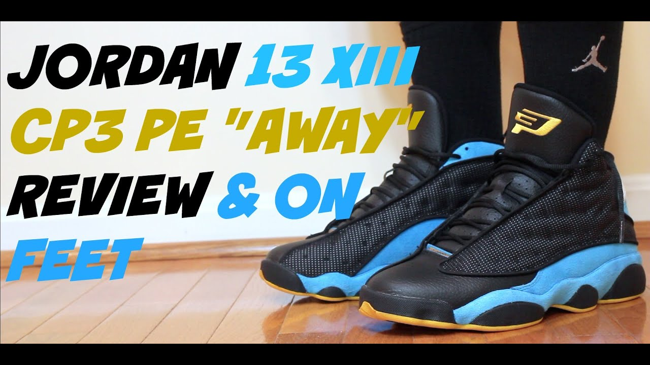more photos fb240 3d054 Jordan 13 XIII CP3 PE
