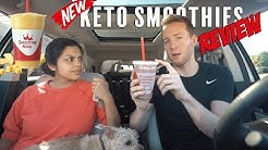 New Keto Champ Smoothie Review | Smoothie King