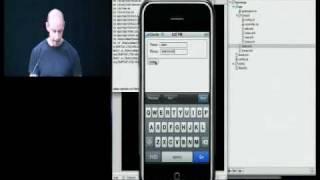 Smartphone App Development - Building Crossplatform Mobile Apps with the Rhodes Framework