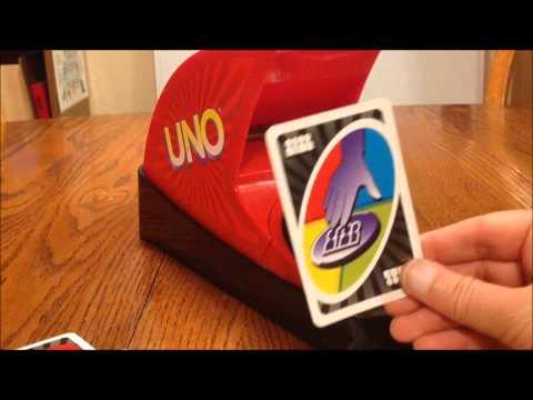 Uno Attack Card Game Basics