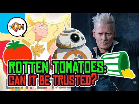 ROTTEN TOMATOES CHEATED?! She-Ra, Crimes of Grindelwald, Star Wars Resistance