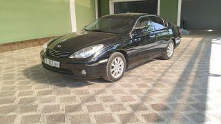 Lexus ES 300 САТЫЛАТ | 2003-ж.ч | ГАЗ+БЕНЗИН | ээси