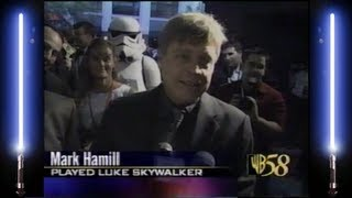Mark Hamill Featured at Star Wars Episode III Revenge of the Sith Modesto Premiere