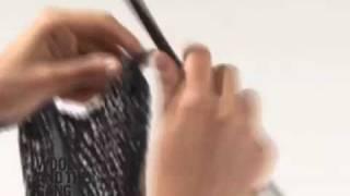 Téléchargez un livret gratuit de patrons de tricot et de crochet Wool and the Gang : https://goo.gl/uEvAwM. Suivez notre tutoriel pour apprendre à faire une ...