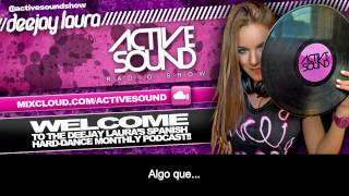 ACTIVE SOUND RADIO SHOW # INTRO [Second Season] - DEEJAY LAURA