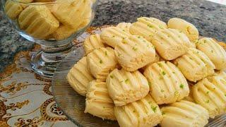 Deliciosos Sequilhos De Limão