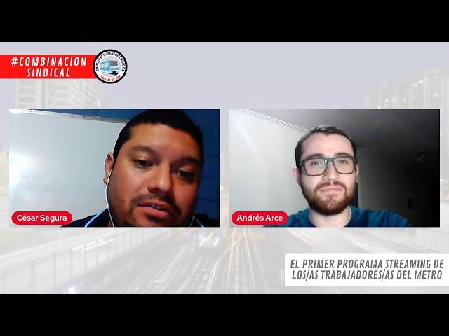 #COMBINACIÓNSINDICAL Cap 10: Entrevistamos al alcalde de Cerro Navia, Mauro Tamayo Rozas
