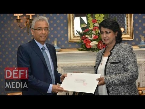 Son takes over Mauritius Prime Minister job from father amid criticism