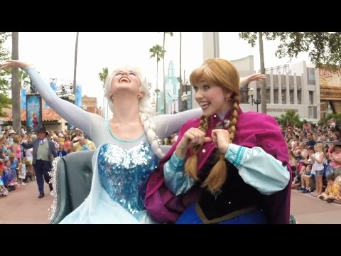 Overview of Frozen Summer Fun event at Disney's Hollywood Studios