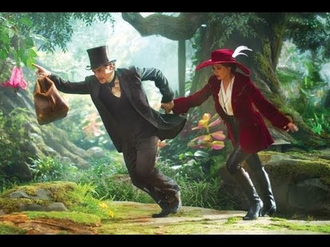 Oz The Great And Powerful  From the Producer of Alice In Wonderland  March 8th in Cinemas!