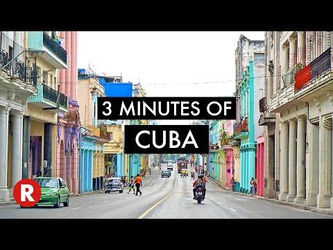 3 Minutes Of Cuba! // Travel to Cuba 🇨🇺