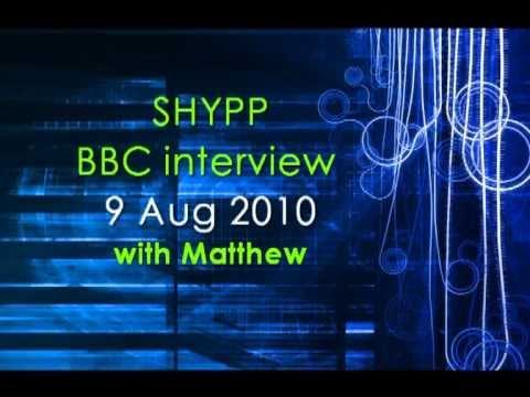 BBC interview with Matthew McKenna