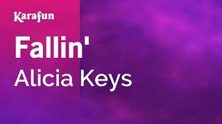 Karaoke Fallin' - Alicia Keys *