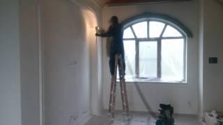 видео Преимущества полиуретановых балок на потолок