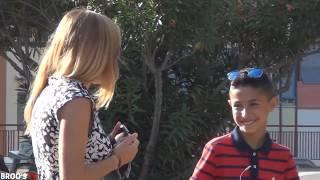 10 YEARS OLD KID PICKING UP GIRLS - PART 2