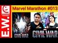 Captain America Civil War (2016) Movie Review | Marvel Marathon - 13 | Entertainment Weekypedia