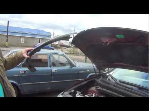 Инструкция По Установке Дефлектора Капота Ваз-2108