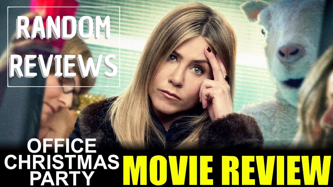 Office Christmas Party Movie Review | Random Reviews - YouTube