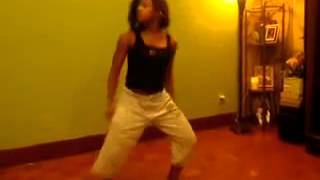 Me (Babydoll from the OMG Girlz) dancing to Ego a throwback video