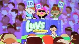 Poop There It Is - Luvs Diaper Commercial