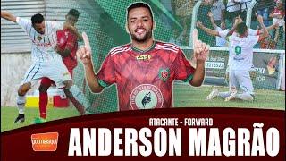⚽ ANDERSON MAGRÃO / ATACANTE / Anderson Portela de Araújo