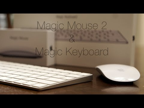 Magic Keyboard And Magic Mouse 2 Review