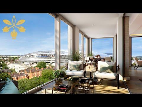 Lansdowne Place - Luxury Apartments for Sale in Ballsbridge, Dublin 4, Ireland.