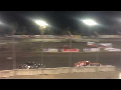 Bakersfield Speedway 9/24/16 Hobby Heat 3