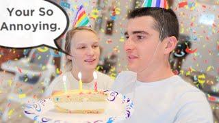 She Got Mad At Me On My Birthday... (25th Birthday Vlog!)