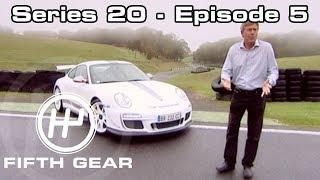 Fifth Gear: Series 20 Episode 5