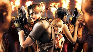 Resident Evil 4 HD Project - FULL GAME Walkthrough Gameplay No Commentary (Professional No Damage)
