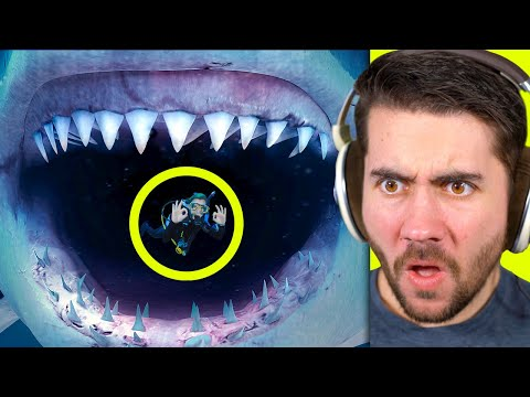 Crazy Ocean Things That ACTUALLY Exist!!