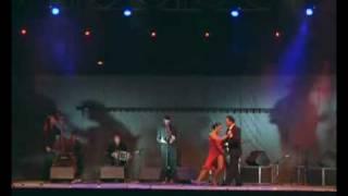 EL CABRERO CANTA EL TANGO SECRETO EN EL FESTIVAL DE LA LUNA MORA
