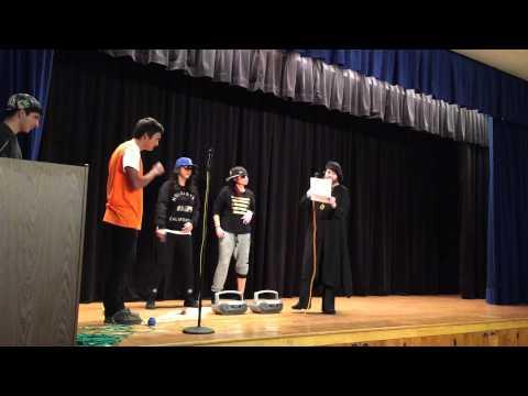 Rap Battles of History - Lycée International de Los Angeles: The Dalai Lama vs Galileo