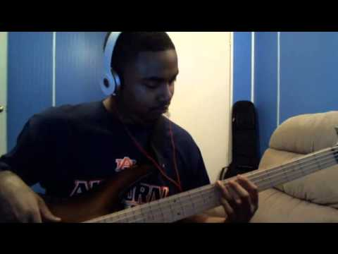 Withholding Nothing by William McDowell (Bass Practice)