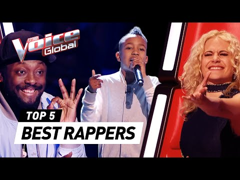 The Voice Kids | BEST RAPPERS in the Blind Auditions [PART 2]