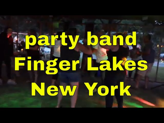 Finger Lakes Party Band | cover band for your party or wedding