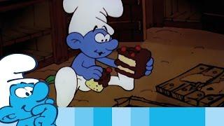O Guloso petisqueiro • Os Smurfs