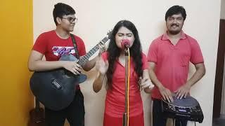 Dil bechara- Khulke Jeene Ka   Cover   Sushant, Sanjana   A.R Rahman   Arijit, Shashaa