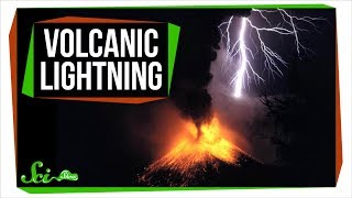 Volcanic Lightning: Because Exploding Mountains Aren't Bad Enough