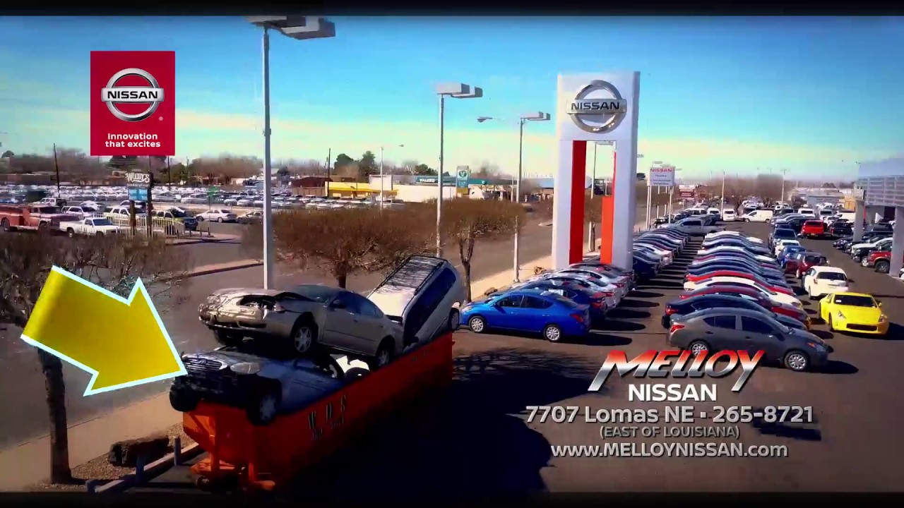 The Original Cash For Clunkers Is Back In Albuquerque - YouTube