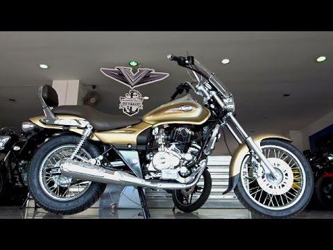 Bikes Dinos Bajaj Avenger Cruise 220 Desert Gold Edition Review