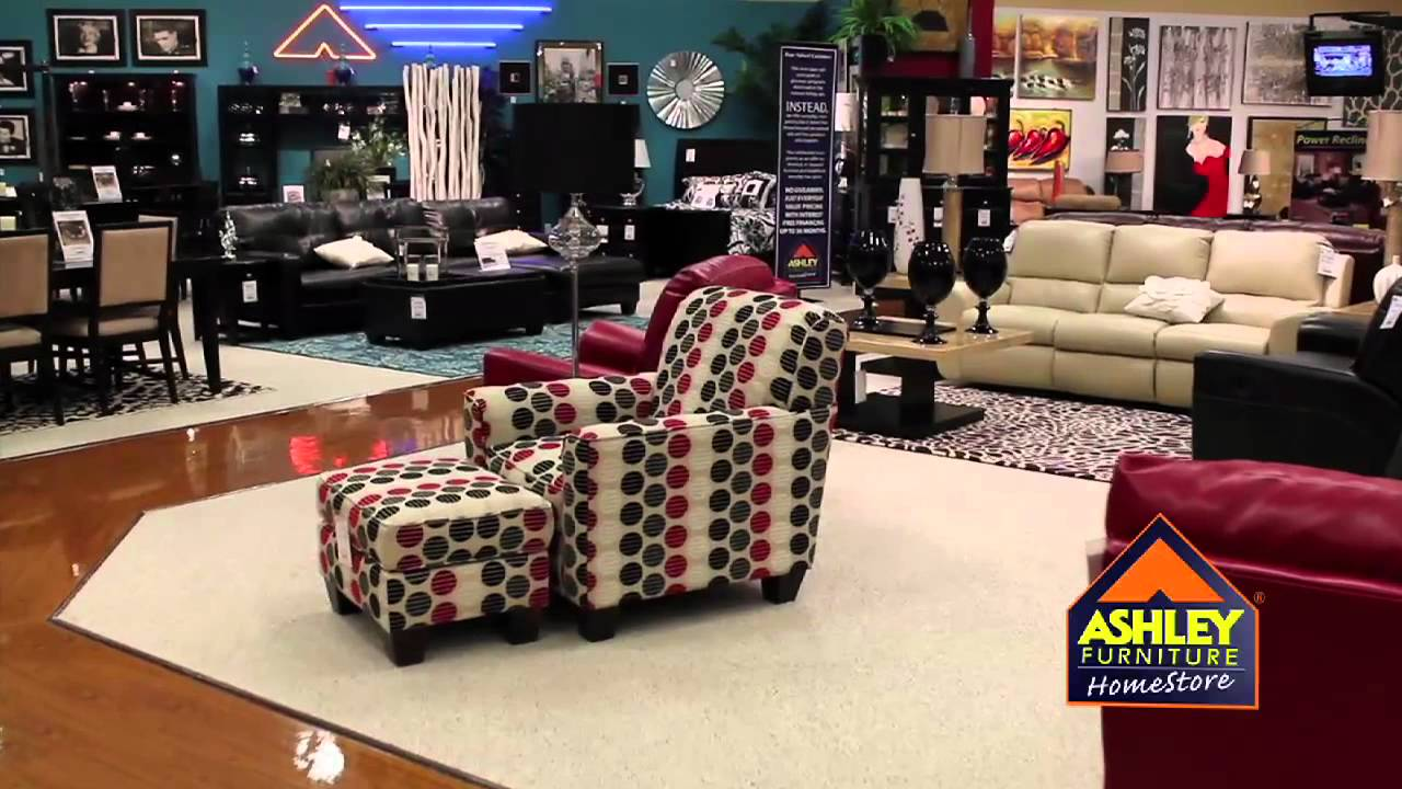 Ashley HomeStore Bryant Video Tour