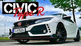 2018 Honda Civic Type R | Wie schnell ist DER denn? Review und Fahrbericht | Fahr doch