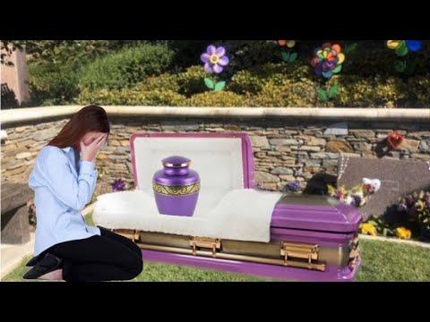 Kobe Bryant Burial/Gravesite And Funeral/Memorial Moments (Pacific View Memorial Park)