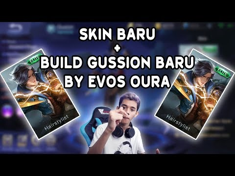 Image of BUILD BARU  GUSION BY EVOS OURA !!! - MOBILE LEGEND INDONESIA