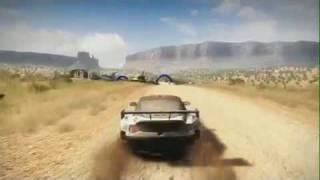 Colin McRae: DiRT 2 - Exclusive Utah Trailblazers Gameplay | HQ