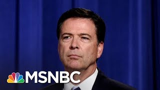 First Look At James Comey's New Tell-All Book | All In | MSNBC