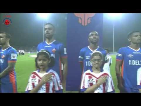 Our National Antheme... ISL GROUND.. I hope u all like this